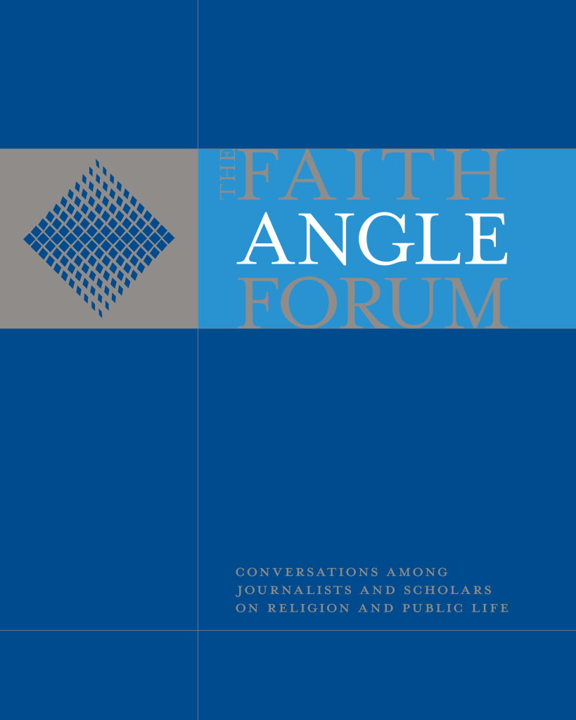 EPPC Faith Angle Forum Brochure & Logo Design