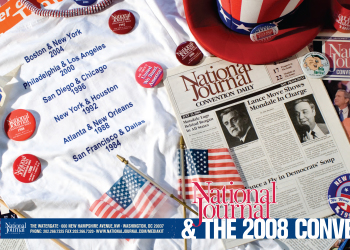 National Journal Convention Daily Marketing Brochure