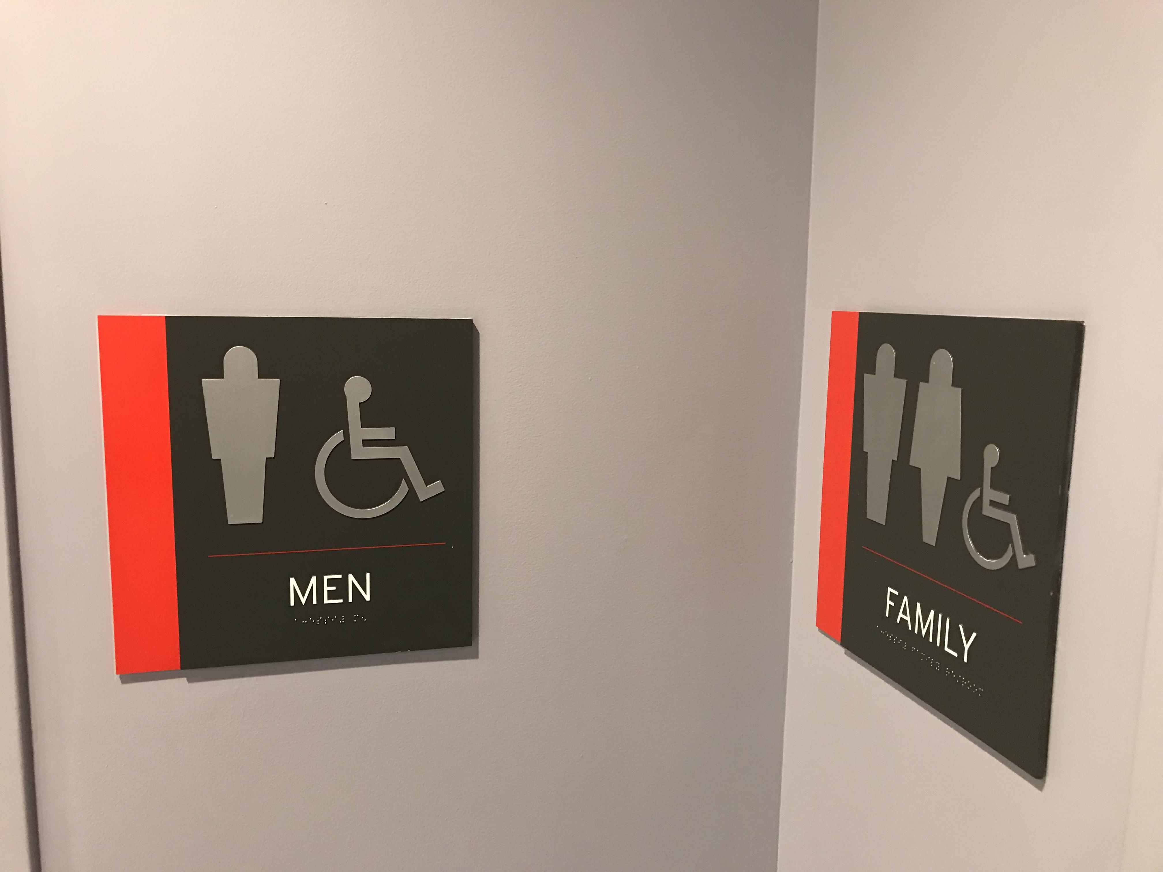 SPY Museum Code Signage