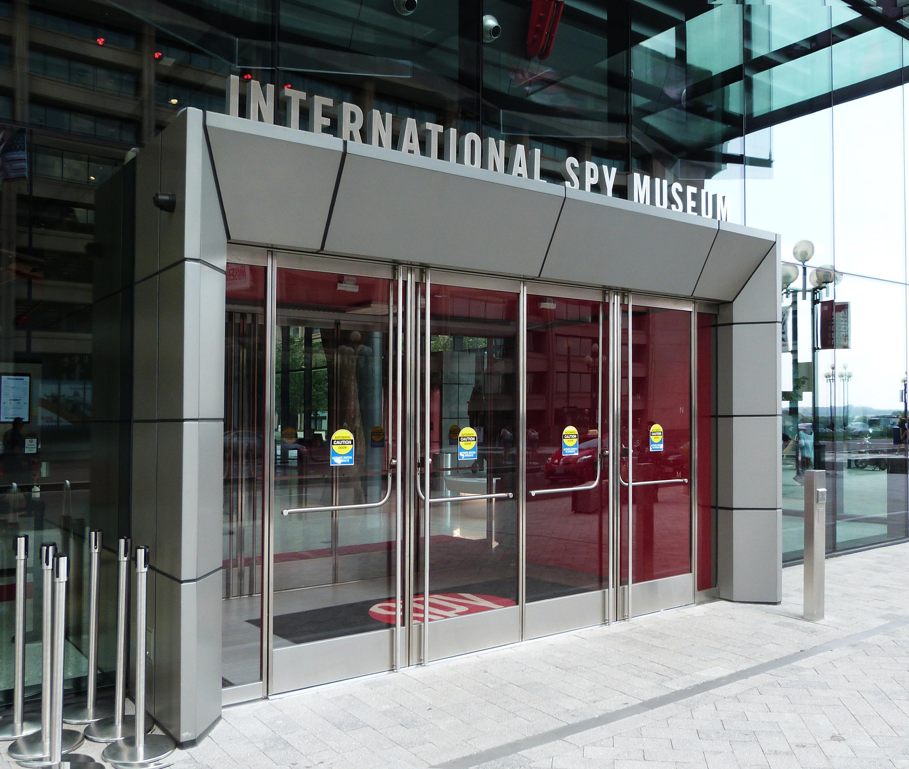 SPY Museum Main Entry ID